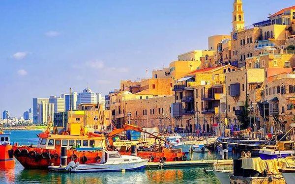 Víkend v Izraeli - Shalom Israel, Izrael, letecky, polopenze (7.4.2019 - 10.4.2019)4