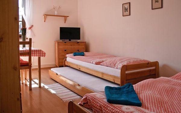 Dvoulůžkový pokoj s manželskou postelí5