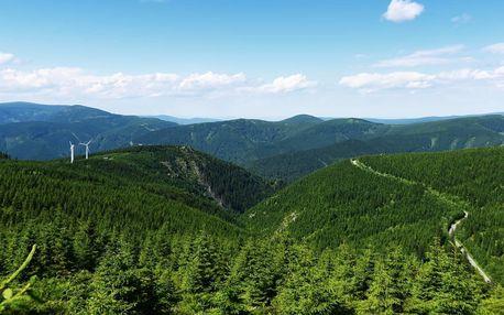 Aktivní jaro plné výletů v Jeseníkách na 3-6 dní