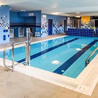 Beskydy: Hotel Relax *** blízko skiareálů s polopenzí, bazénem a wellness