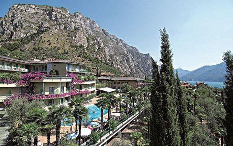 Itálie - Lago di Garda na 8 dní, plná penze s dopravou vlastní