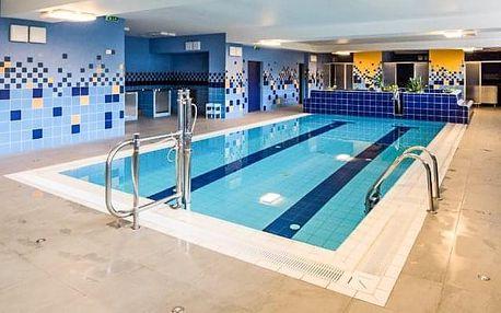 Beskydy: Hotel Relax *** blízko Pusteven s polopenzí, bazénem a wellness