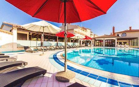 Chorvatsko na 5 nebo 8 dní v Hotelu Villa Letan **** s plnou penzí a bazénem