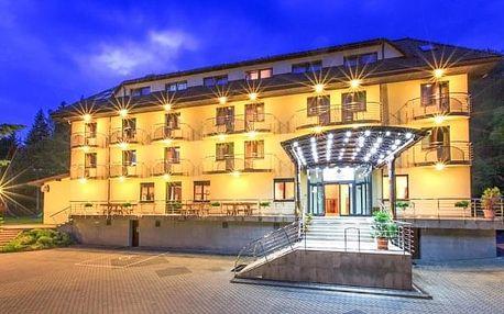 Polské Beskydy u českých hranic v Hotelu Vestina *** s wellness a polopenzí