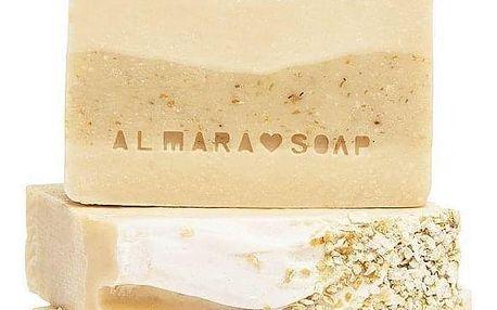 Almara Soap Přírodní mýdlo Sweet Milk, krémová barva