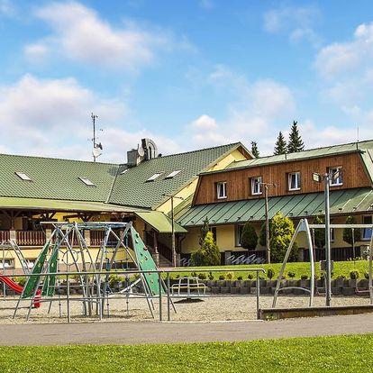 Jaro v Beskydech: wellness, polopenze a výlety