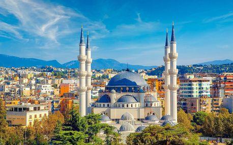 Makedonie, Albánie a Černá Hora | 2 noci se snídaní | 5denní poznávací zájezd po Balkánu