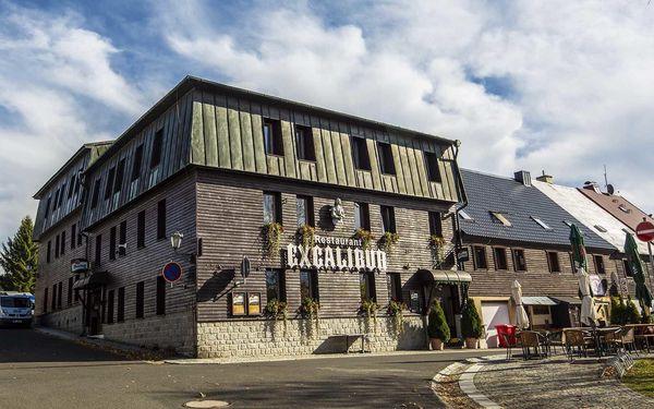 Hotel Boží Dar a restaurace Excalibur