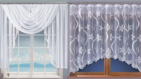 Kusové záclony do dětského pokoje i obýváku