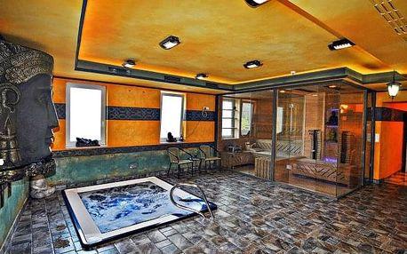 Maďarsko v Hotelu Villa Classica **** se vstupem do termálních lázní, orientálním wellness a polopenzí
