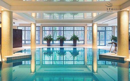 Jižní Polsko, Hotel Spa Medical Dwór Elízy kousek od hranic s wellness
