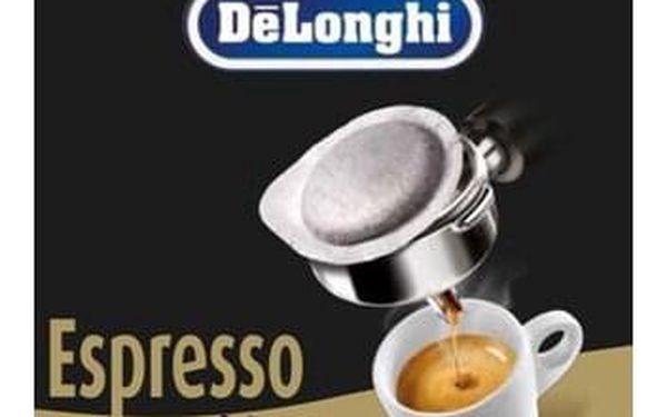 Káva mletá porcovaná DeLonghi Pods Kimbo Arabica3