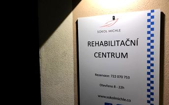 Sokol Michle - Rehabilitační centrum