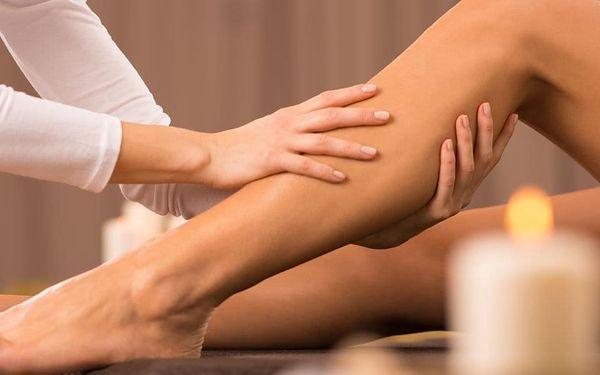 60 nebo 90 minut pohody: lymfatická masáž nebo masáž vonnými oleji5