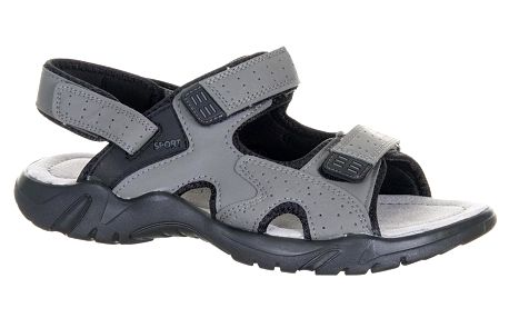 NORD Pánské sandále - pantofle na suchý zip