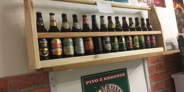 Otevřený voucher na výběr jakýchkoliv piv z Pivního snu: 600 a 1000 Kč3