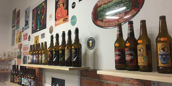 Otevřený voucher na výběr jakýchkoliv piv z Pivního snu: 600 a 1000 Kč4