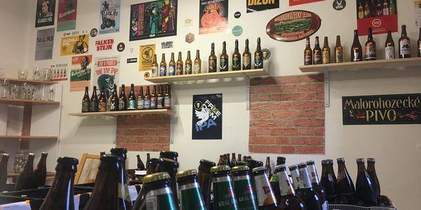 Otevřený voucher na výběr jakýchkoliv piv z Pivního snu: 600 a 1000 Kč5