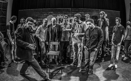 Stand-up show s komiky z Underground Comedy v Brně