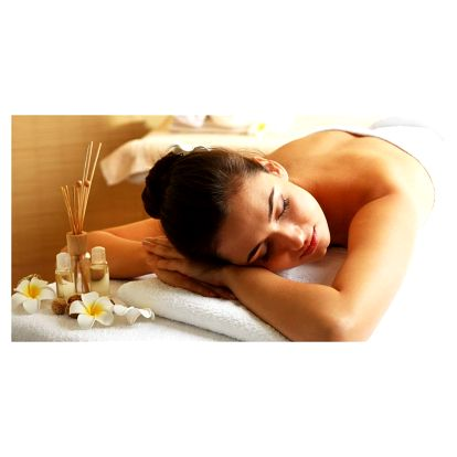 Relaxační masáž zad a šíje v délce 60 minut