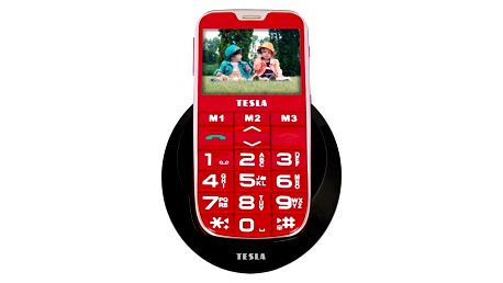 Tesla SimplePhone A50 červený (TAMBPSNA50RD)