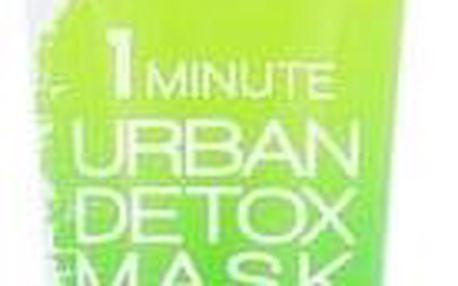 Nivea Essentials 1 Minute Urban Detox Mask minutová detoxikační pleťová maska 75 ml pro ženy