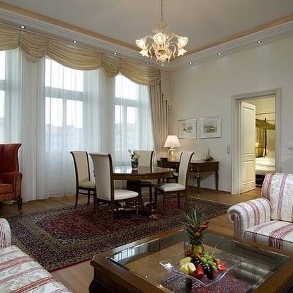 Luxus v Grandhotelu Zvon