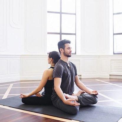 Soukromá lekce partnerské jógy