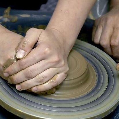 Den v keramické dílně