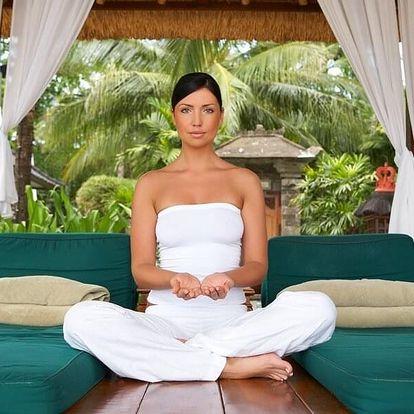 Vitální relaxace - Spa ošetření Indoceane