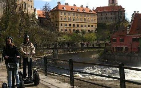 Segway tour Českým Krumlovem