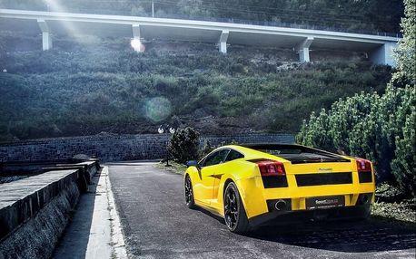 Jízda v Lamborghini Gallardo - 40 minut
