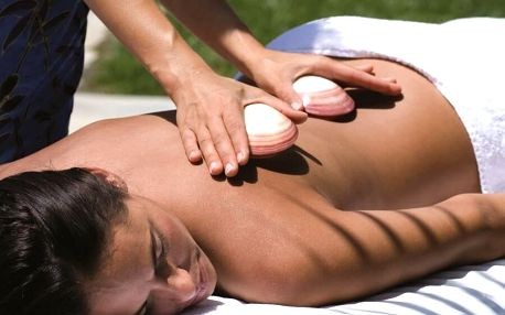 Rituál na kosmetické ošetření těla