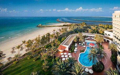 Spojené arabské emiráty - Ajman na 8 dní, snídaně s dopravou letecky z Prahy, přímo na pláži