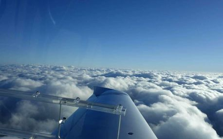 Let větroněm