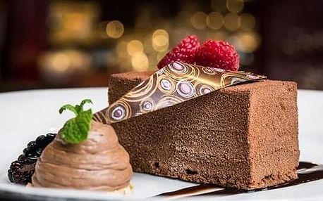 Sladké pokušení v Café Palace