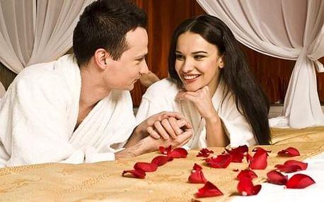 Romantický víkend snů pro dva