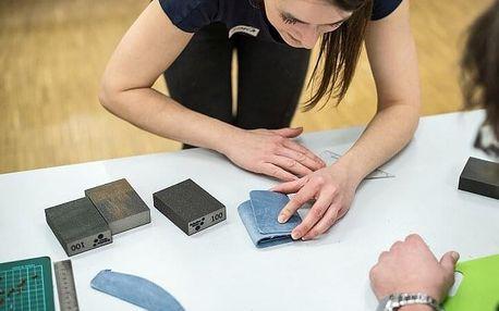 Vyrobte si svůj kožený pásek a peněženku