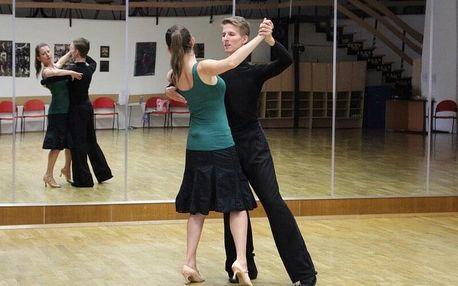 Den s tanečníkem