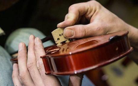Výprava za strunnými nástroji