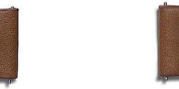Výměnný pásek Samsung kožený pro Galaxy Watch GP-R815BR 20mm (GP-R815BREEAAB) hnědý + DOPRAVA ZDARMA3