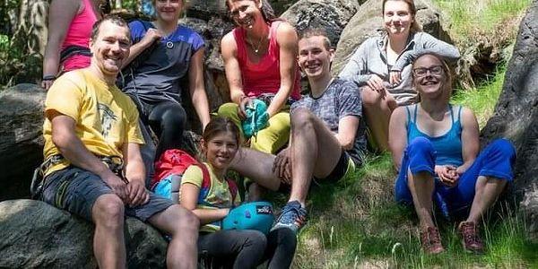 Kurz lezení na skalách | Sněžník | duben - listopad | 4 - 5 hodin4