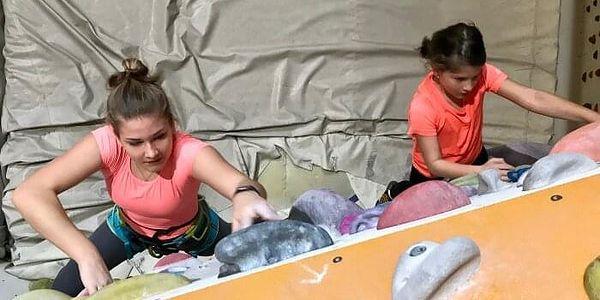 Individuální kurz lezení pro dva   Praha 7   celoročně (víkendy jen po dohodě alespoň 14 dní předem)   60 minut2