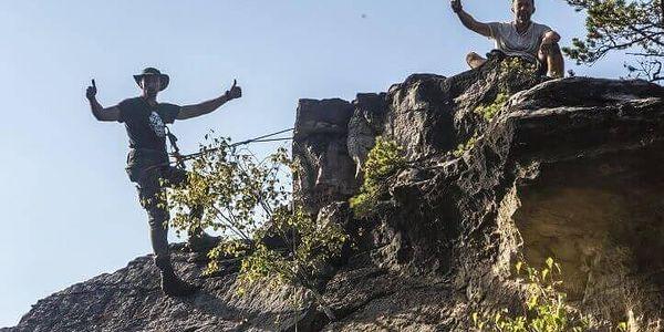 Kurz přežití v přírodě | Petrovice v Krušných horách | jaro - podzim | 3 dny/2 noci5