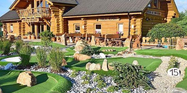 S rodinou na adventure golf | Horní Bezděkov | celoročně dle aktuální otevírací doby dodavatele viz odkaz v pozn. | 2 hodiny5