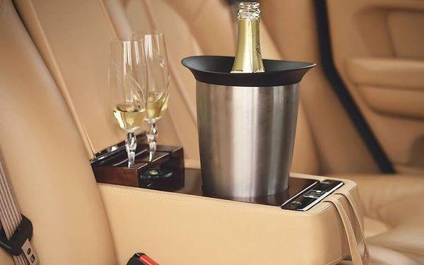Luxusní romantika v Rolls-Royce