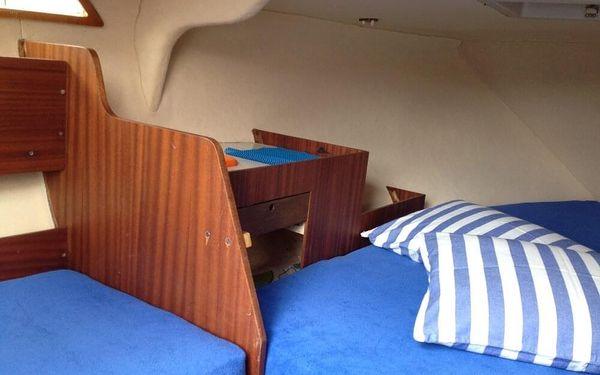 Den na plachetnici s přespáním | Lipenská přehrada | květen - 15. říjen | 2 dny/1 noc2