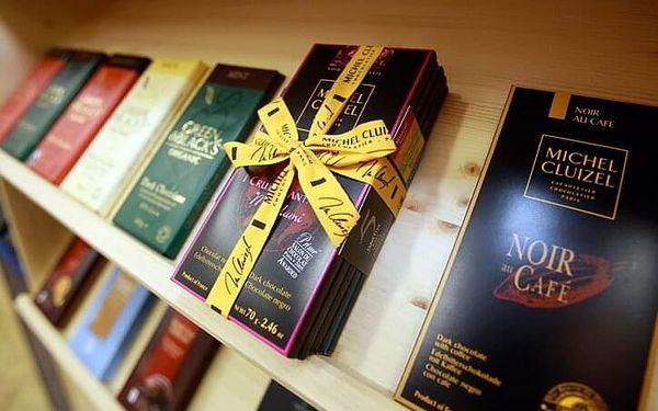Degustace čokolády pro 2 s dárkem | Praha | celoročně | cca 2 hodiny2