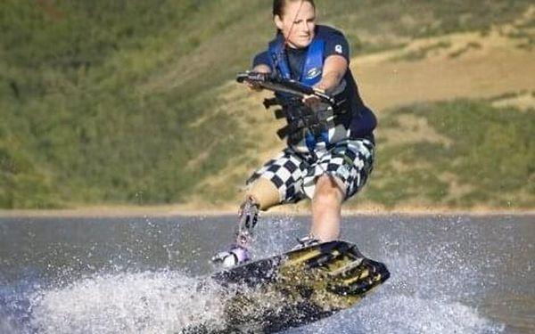 Wakeboarding - 30 minut | Orlická přehrada - Radava | od 1.7. do 15.9. | 30 minut + instruktáž2