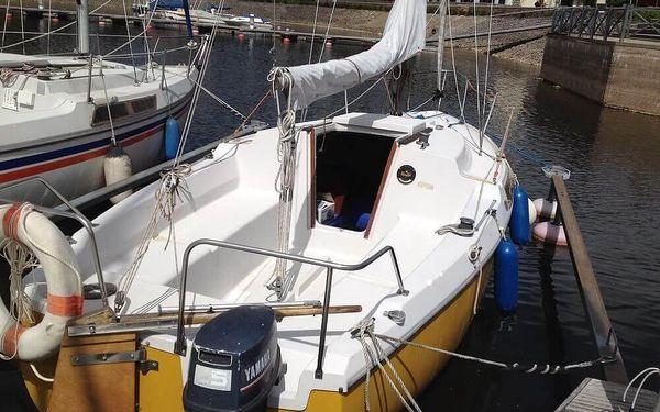Pobyt na plachetnici | Lipenská přehrada | květen - 15. říjen | 3 dny/2 noci2